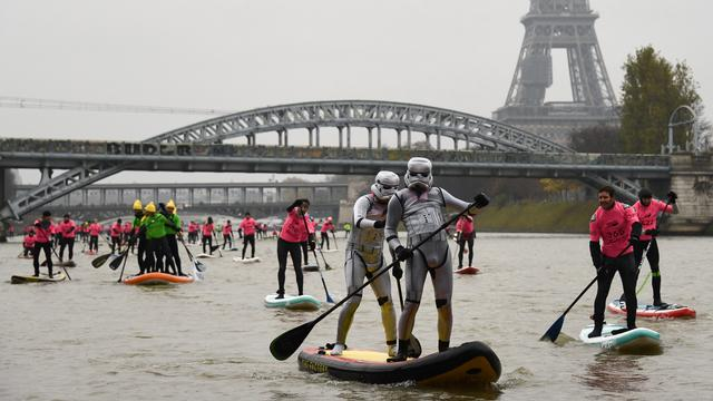 sup paddle seine paris