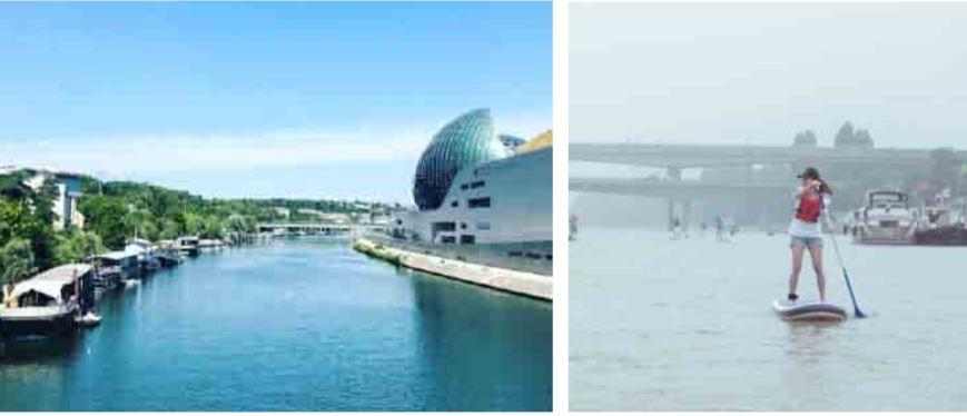 Happy Seine Paddle Tour : Découvrez le paddle sur la Seine !