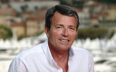 Alain Pichavant, l'homme qui pilote le Salon Nautic et la plus grande course de paddle au monde
