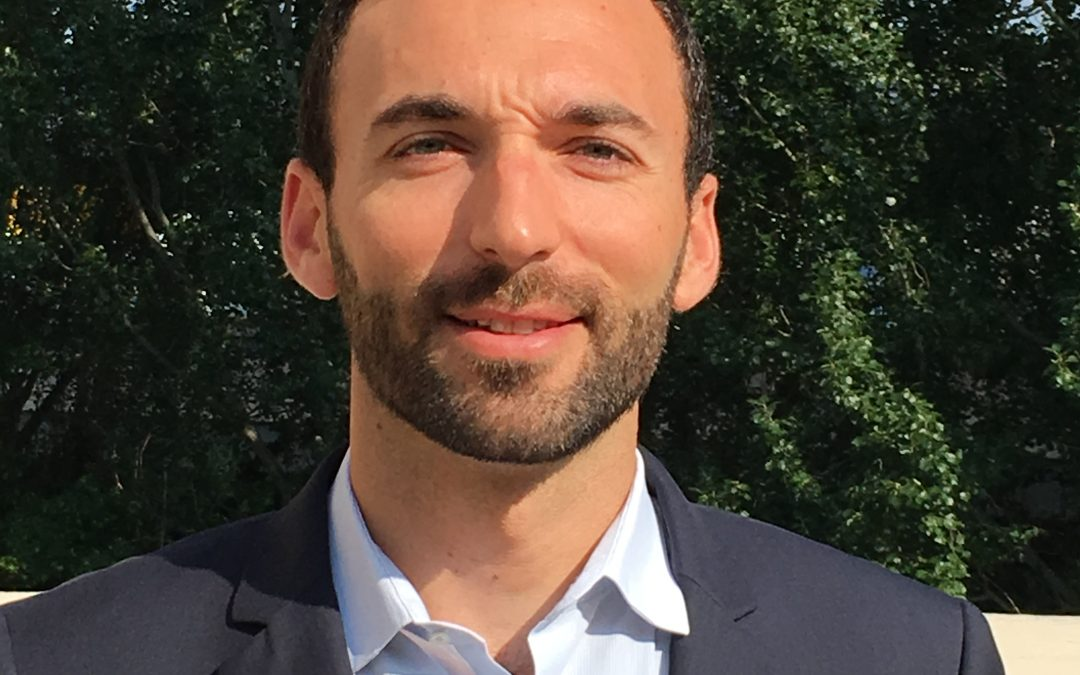 Nicolas Mouyon : «la baignade dans la Seine, c'est pour 2024»