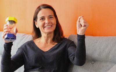 """Clotilde Gilbert : """"il y a de très belles histoires qui se tissent sur la Seine"""""""