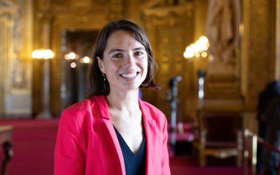 """Christine Lavarde : """"la Seine est un lieu à très fort potentiel"""""""